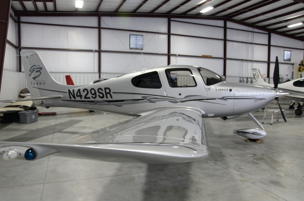 Ceramic Coated Cirrus SR22